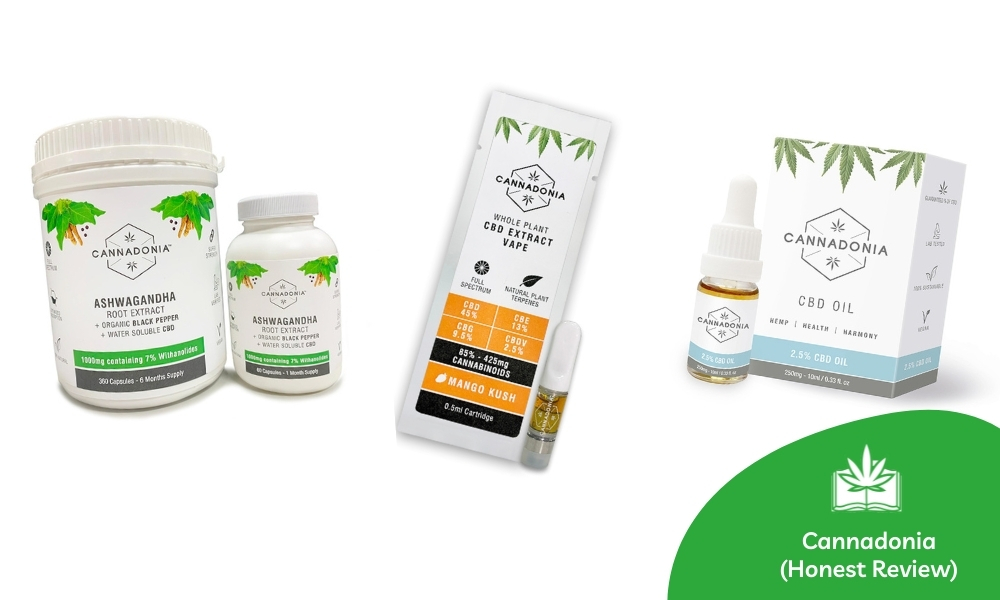 Cannadonia CBD (Honest Review)   (Updated May 2021)