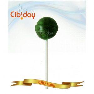 CBD Lollipops by Cibiday