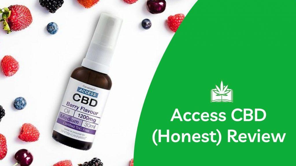 Access CBD review
