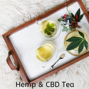 CBD & Hemp Tea