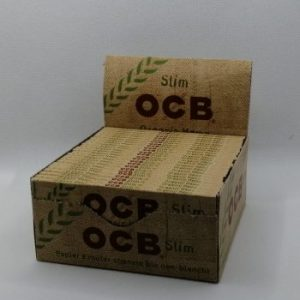 OCB Slim Organic Hemp Papers