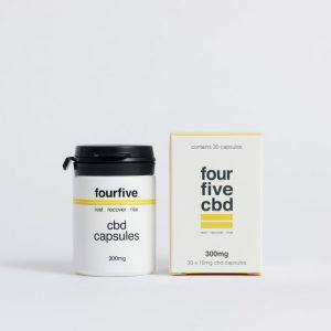 Fourfive CBD Capsules