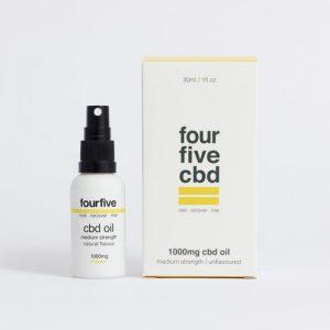 Fourfive 1000mg CBD Oil