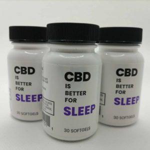 CBD & Melatonin Capsules