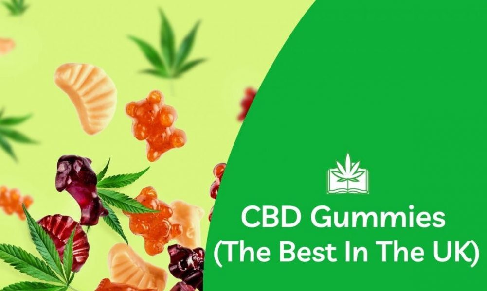 best CBD gummies UK