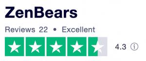 ZenBears Trustpilot reviews