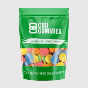 CBD Asylum gummies
