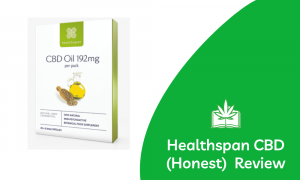 Healthspan high strength CBD capsules review (Our Honest Thoughts)