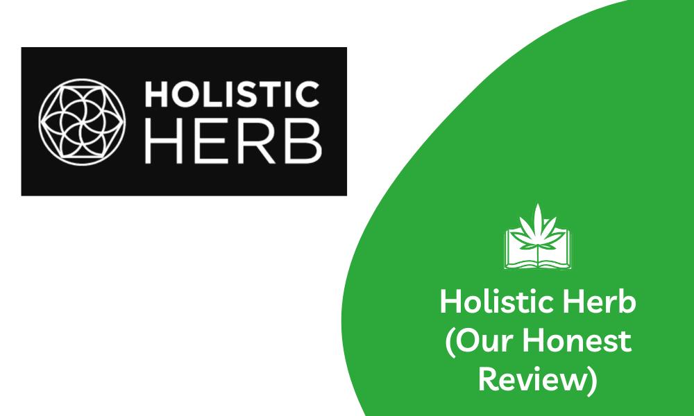 Holistic Herb CBD oil review