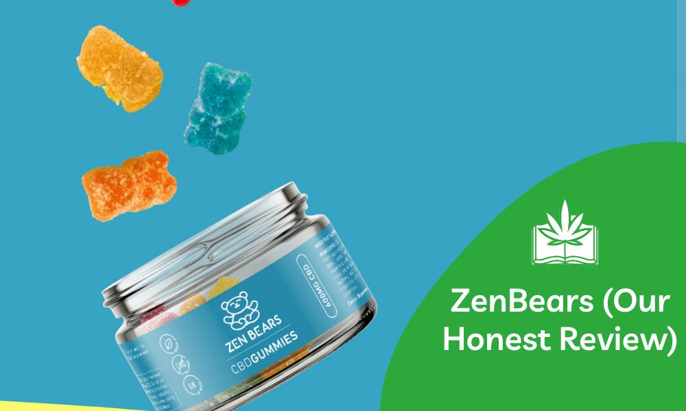 ZenBears CBD gummies review