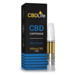 CBDLife 400mg Vape Pen Cartridge