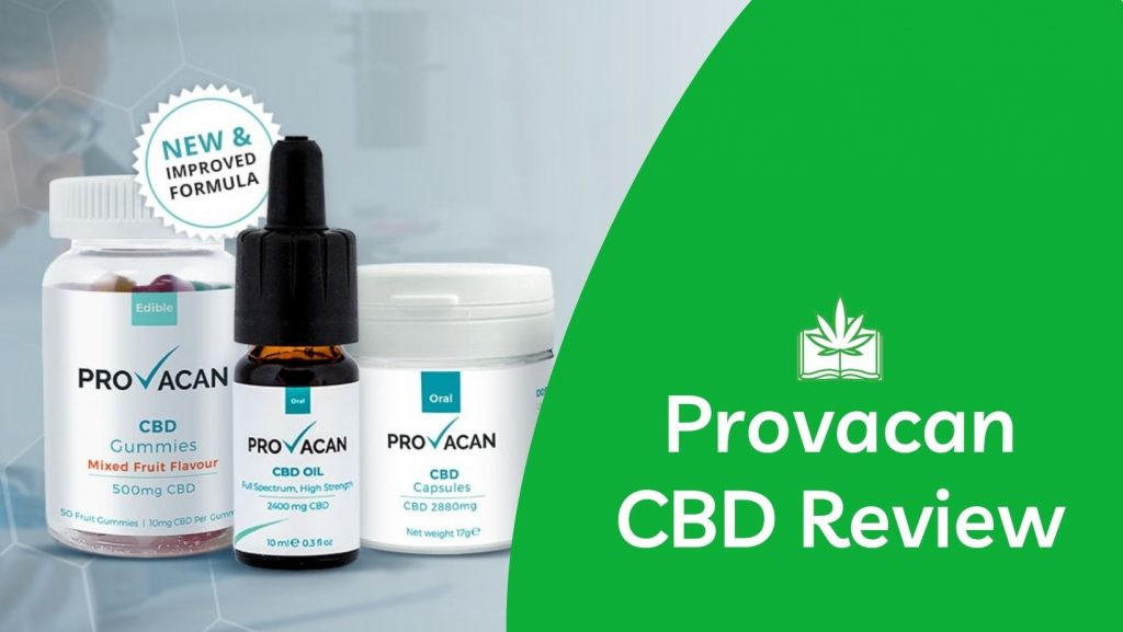 Provacan CBD Oil Review (Our Honest Opinion)