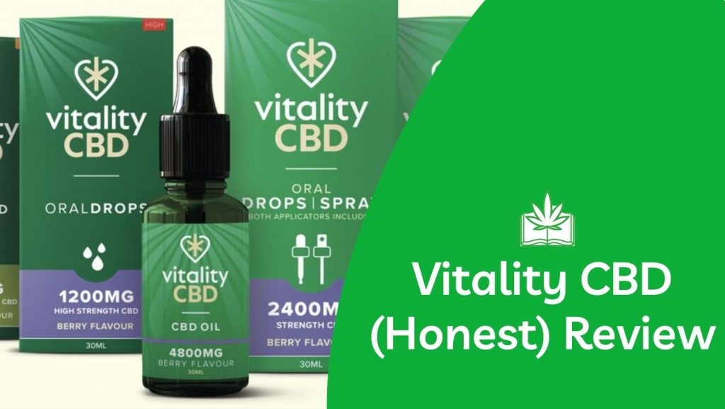 Vitality CBD (Our Honest Review)