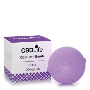 Relax CBD Bath Bomb