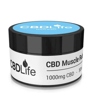 Refresh CBD Muscle Rub