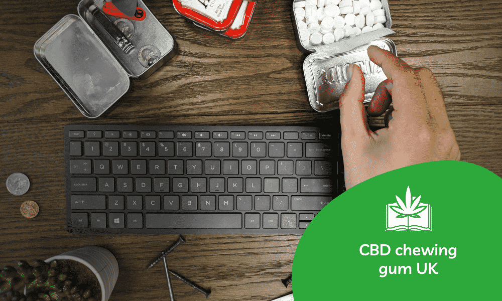 CBD chewing gum UK