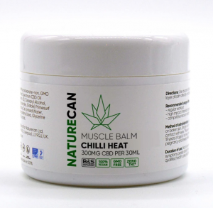 Naturecan CBD balm