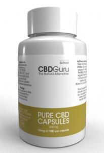 CBD Guru capsules