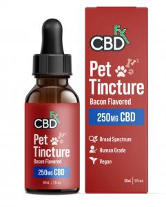 CBDfx bacon CBD oil