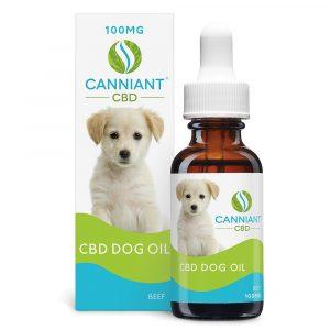 Canniant CBD dog oil