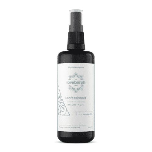 Loveburgh Massage Oil