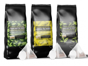 Equilibrium CBD tea bags