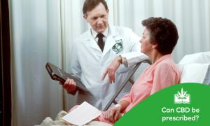 Can CBD be prescribed?