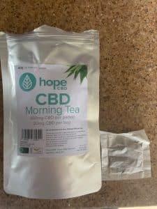 Hope CBD tea