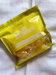 CBD Asylum sweets lemon sherbert