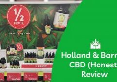 Holland & Barrett CBD Oil