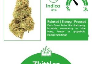 Zkittlez Strain Review