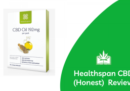 Healthspan CBD oil review