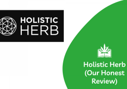 Holistic Herb CBD oil review